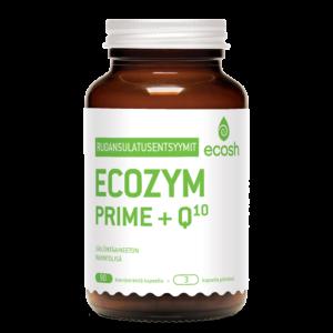 Ecozym + Q10, ruoansulatusentsyymit