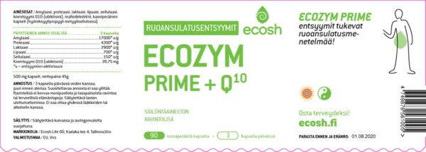 ecozym 6100