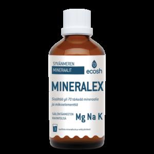 Mineralex-syvän valtameriveden kivennäisaineet